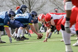 The Cassidy Jets hold the win against Oslo Vikings (c) Oslo Vikings