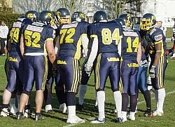 Huddle (c) Spartiates D`Amiens